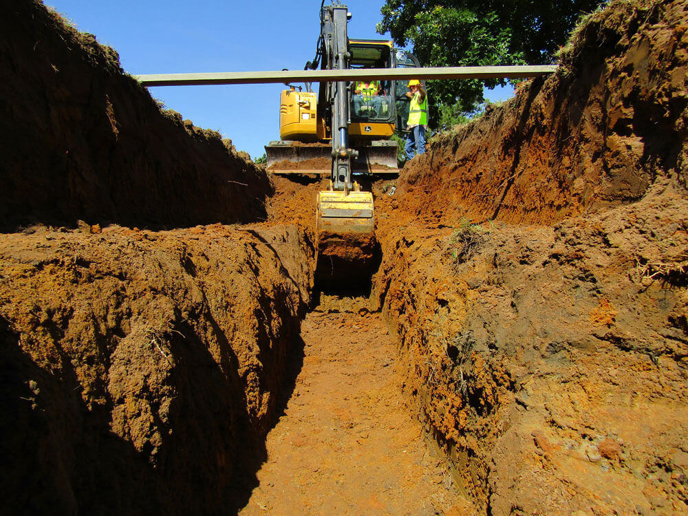 Tunnel and trench services