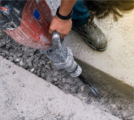 Professional Concrete and Asphalt services