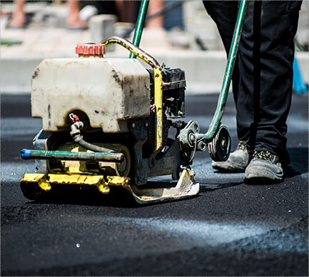Concrete and Asphalt services in Arlington