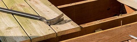 Foundation repair services in Denton